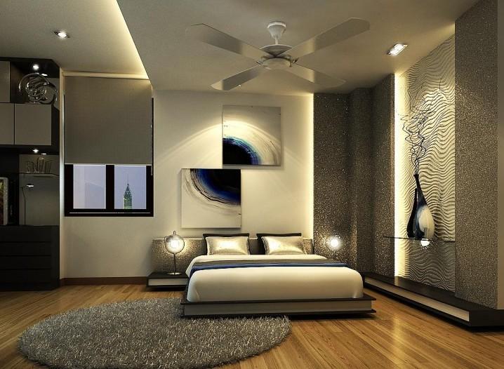 Cảm hứng thiết kế phòng ngủ siêu sang trọng cho bạn