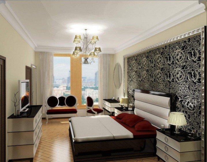 Những thiết kế hiện đại cho phòng ngủ nhỏ