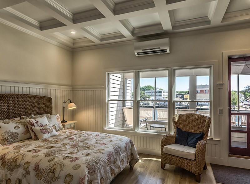 Phòng ngủ tuyệt vời hơn với chiếc ghế mây
