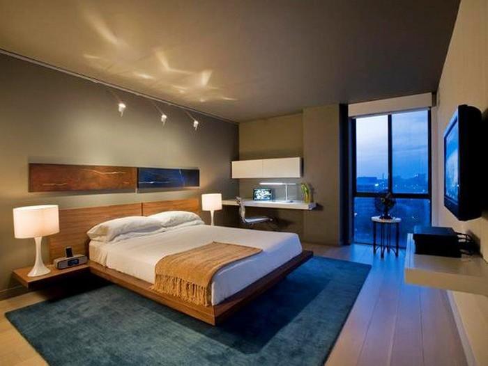 Thiết kế không gian làm việc trong phòng ngủ